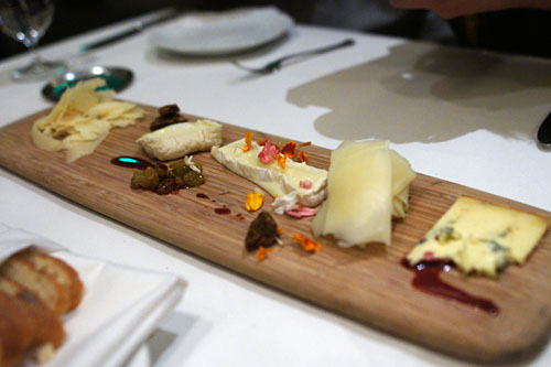 5 Cheese Course