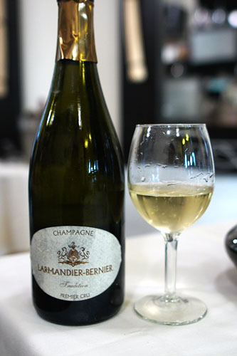 NV Larmandier-Bernier Champagne Tradition Brut 1er Cru