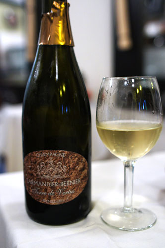 NV Larmandier-Bernier Champagne Terre de Vertus 1er Cru Brut Non Dose
