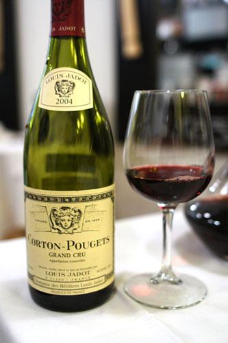 2004 Louis Jadot Corton-Pougets