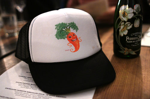 Jai's Carrot Hat and PJ