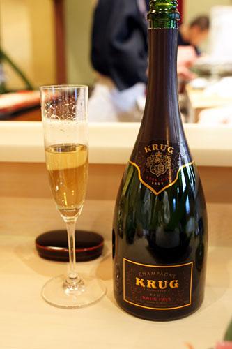 1995 Krug Champagne Brut