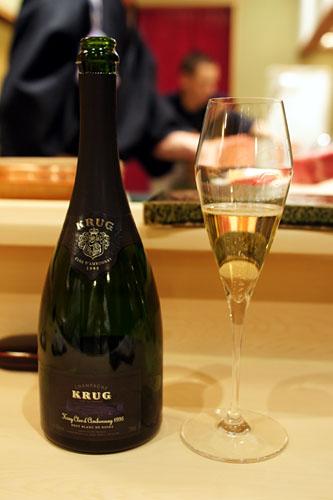 1995 Krug Champagne Clos d'Ambonnay