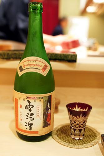 Yukiyuzawa Junmai Daiginjo Sake