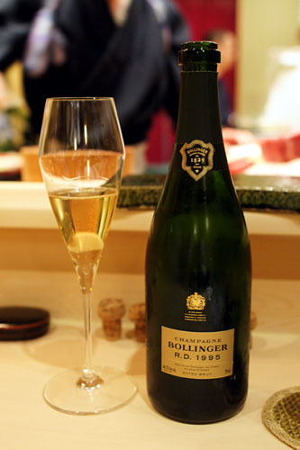 1995 Bollinger Champagne R.D. Extra Brut