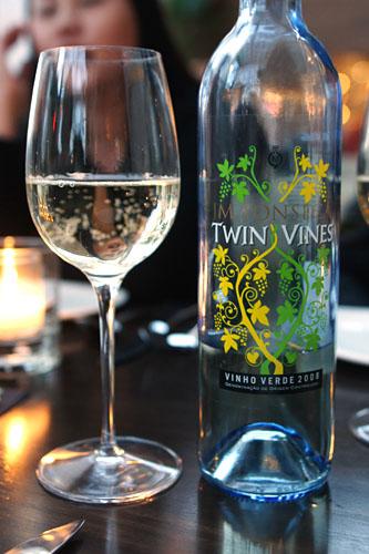 2008 José Maria da Fonseca Loureiro Twin Vines