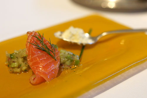 Smoked Salmon