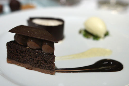 Gianduja Cake