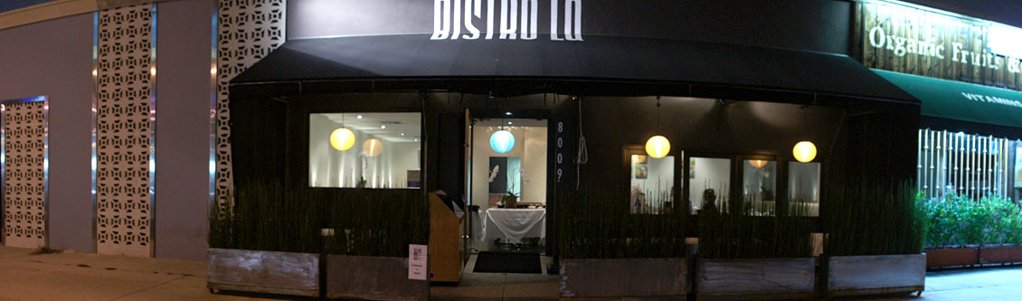 Bistro LQ Exterior