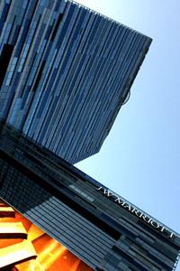 Ritz-Carlton & JW Marriott Exterior