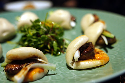 Steamed Baby Bao Buns