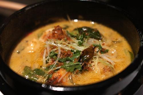 Spicy Assam Prawns 'Indian Spiced'