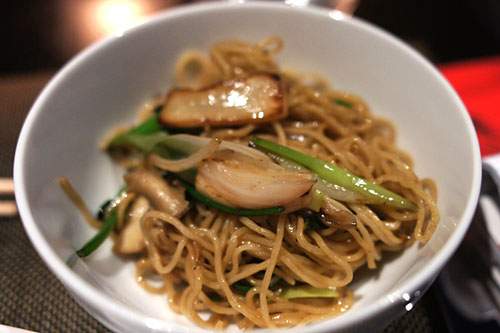 Hong Kong Soft Noodles