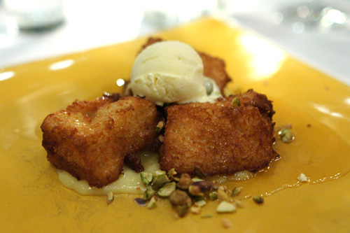 Honeyed Pain Perdu