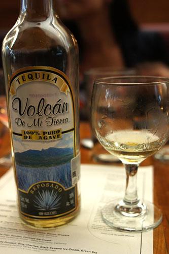 Volcán de mi Tierra Tequila Reposado