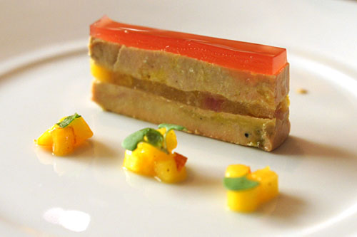 Duck Foie Gras Terrine
