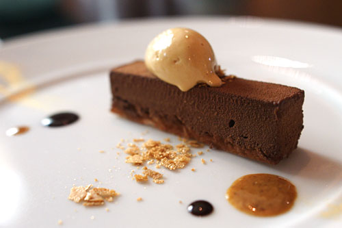 Crispy Chocolate Hazelnut
