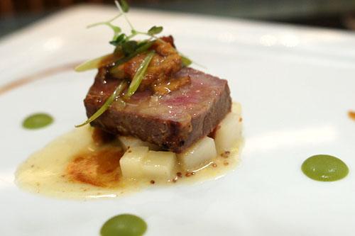 pineland farm beef strip