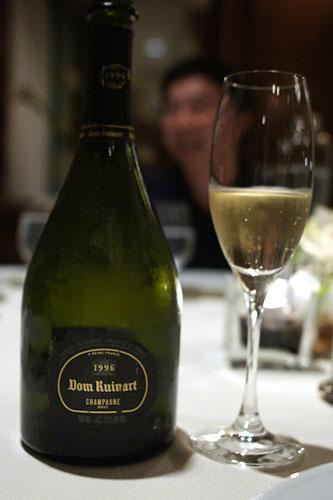 1996 Ruinart Champagne Dom Ruinart Blanc de Blancs Grand Cru