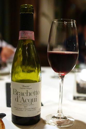 2007 Braida (Giacomo Bologna) Brachetto d'Acqui