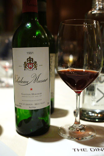 1991 Chateau Musar
