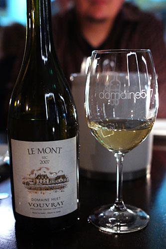 2007 Huët Vouvray Le Mont