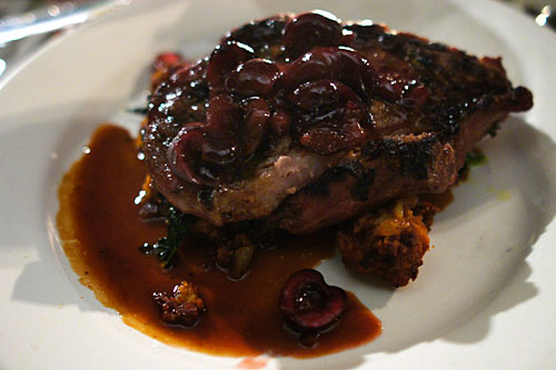 country-style pork chop