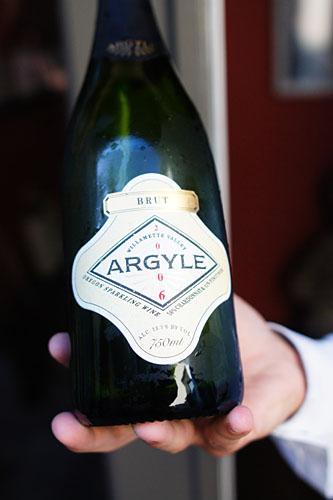 2006 Argyle Brut