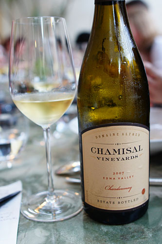 2007 Domaine Alfred Chardonnay Chamisal Vineyards