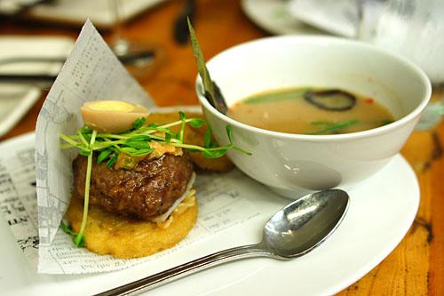 Taiwan Miso Ramen Soup