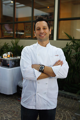 Chef Anthony Zappola