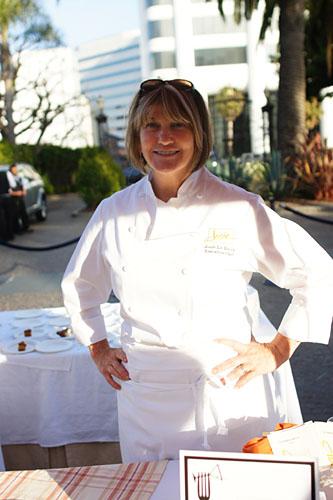 Chef Josie Le Balch