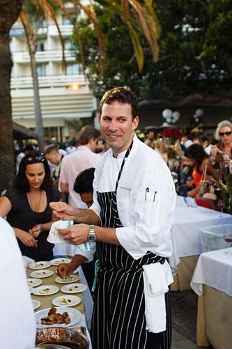 Chef David McIntyre