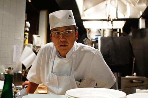 Matsuhisa's Kuri-san