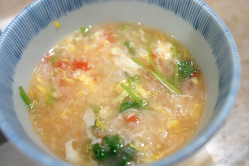 'Zosui' Rice Soup