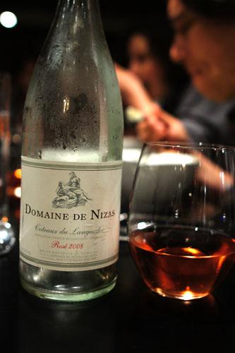 2008 Domaine de Nizas Coteaux du Languedoc Rosé