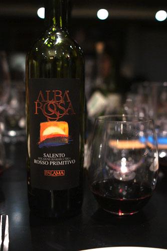 2007 Palamà Alba Rossa Salento IGT
