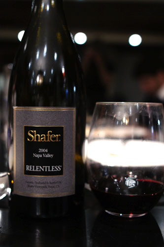 2004 Shafer Relentless