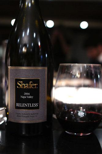 2004 Shafer Relentless
