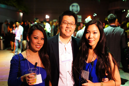 Oanh, Kevin, Helen