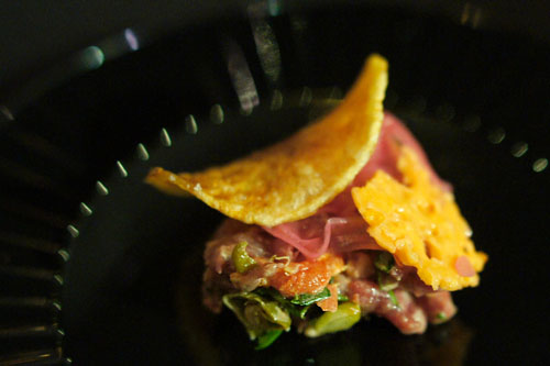 Albacore Tartare