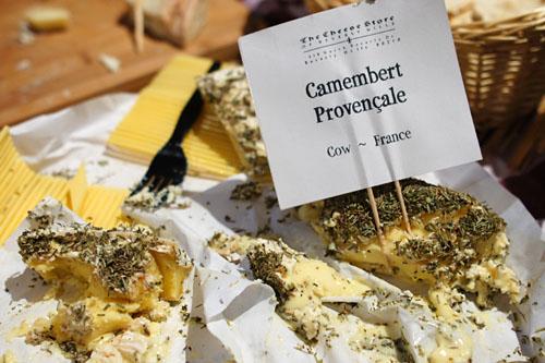 Camembert Provençale