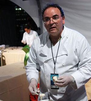 Chef Alain Cohen