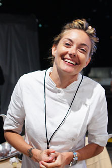 Pastry Chef Waylynn Lucas