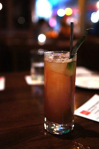 Haitian Rum Punch