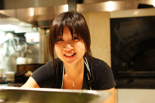 Chef Holly Wong