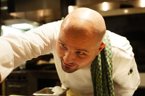 Chef Dan Moody