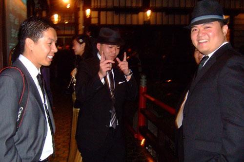 Hong, Wes, Danny
