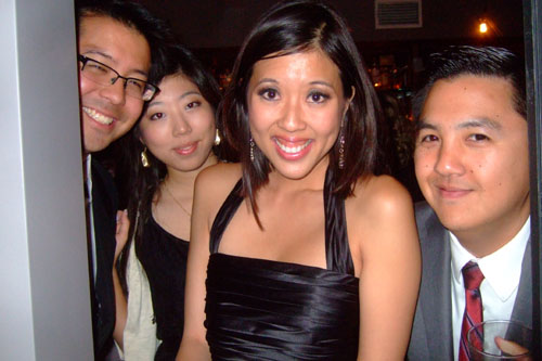 Trevor Chang, Girl, Michelle Woo, Matt