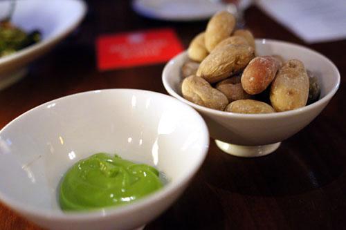 Salty Potatoes
